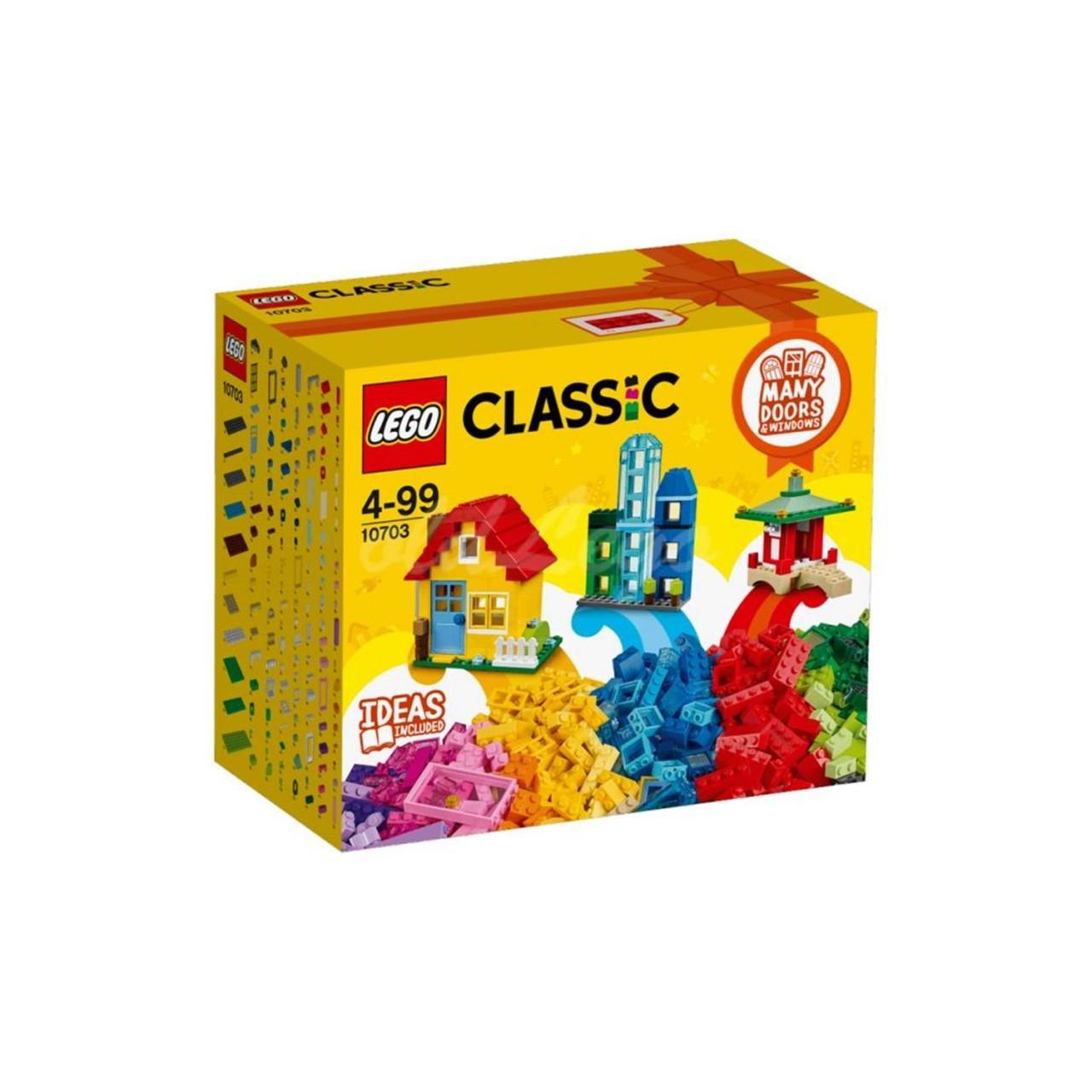 LEGO CLASSIC 10703 Kreativ-Bauset Gebäude