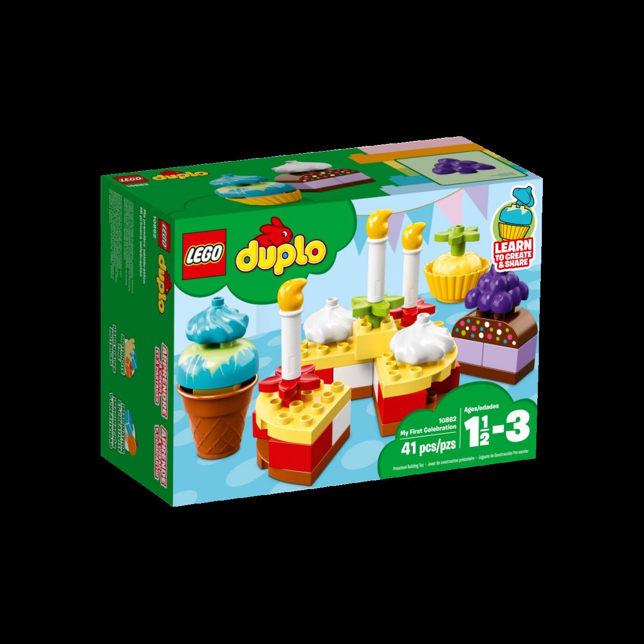 LEGO DUPLO 10862 Meine erste Geburtstagsfeier