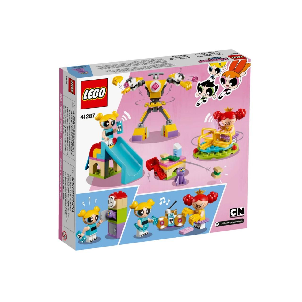 LEGO THE POWERPUFF GIRLS 41287 Bubbles' Spielplatzabenteuer