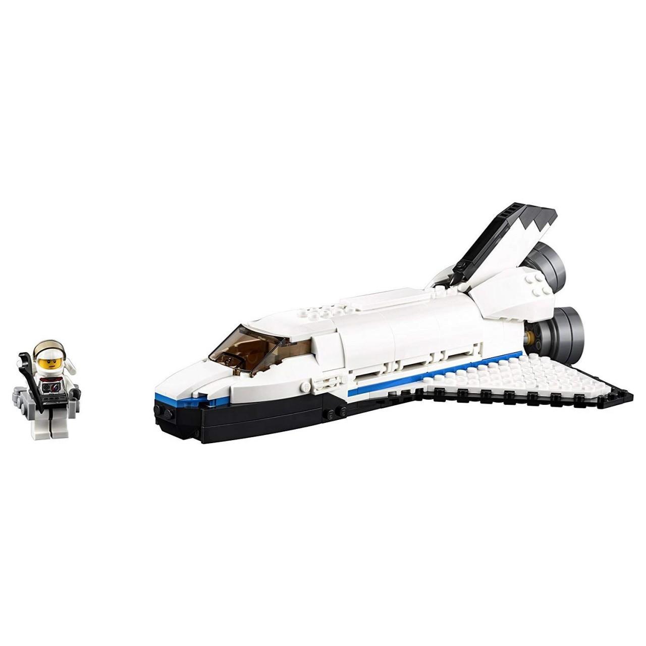 LEGO CREATOR 31066 Forschungs-Spaceshuttle