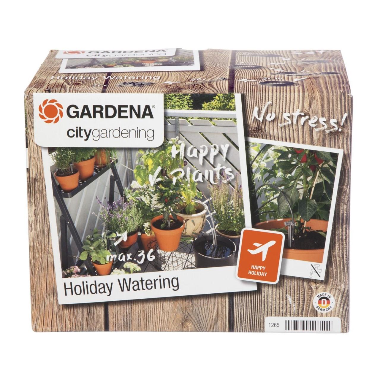 Gardena Urlaubsbewässerung-Set 1265-20 Bewässerungssystem Bewässerungsautomat