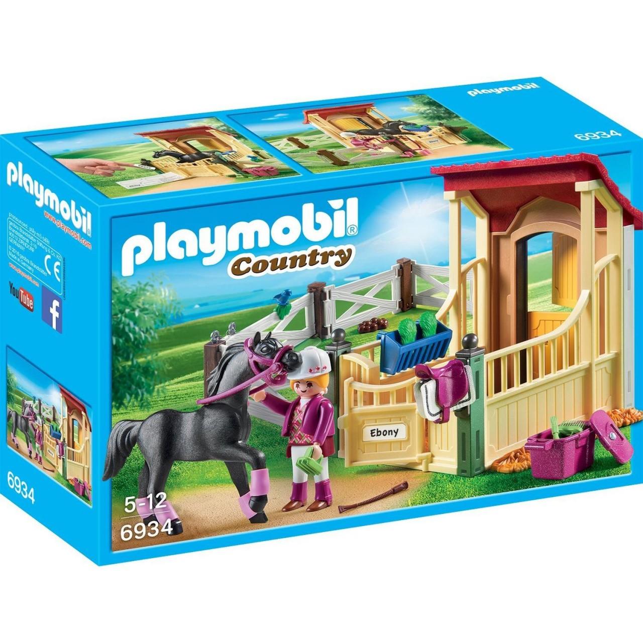 Playmobil 6934 Pferdebox Araber