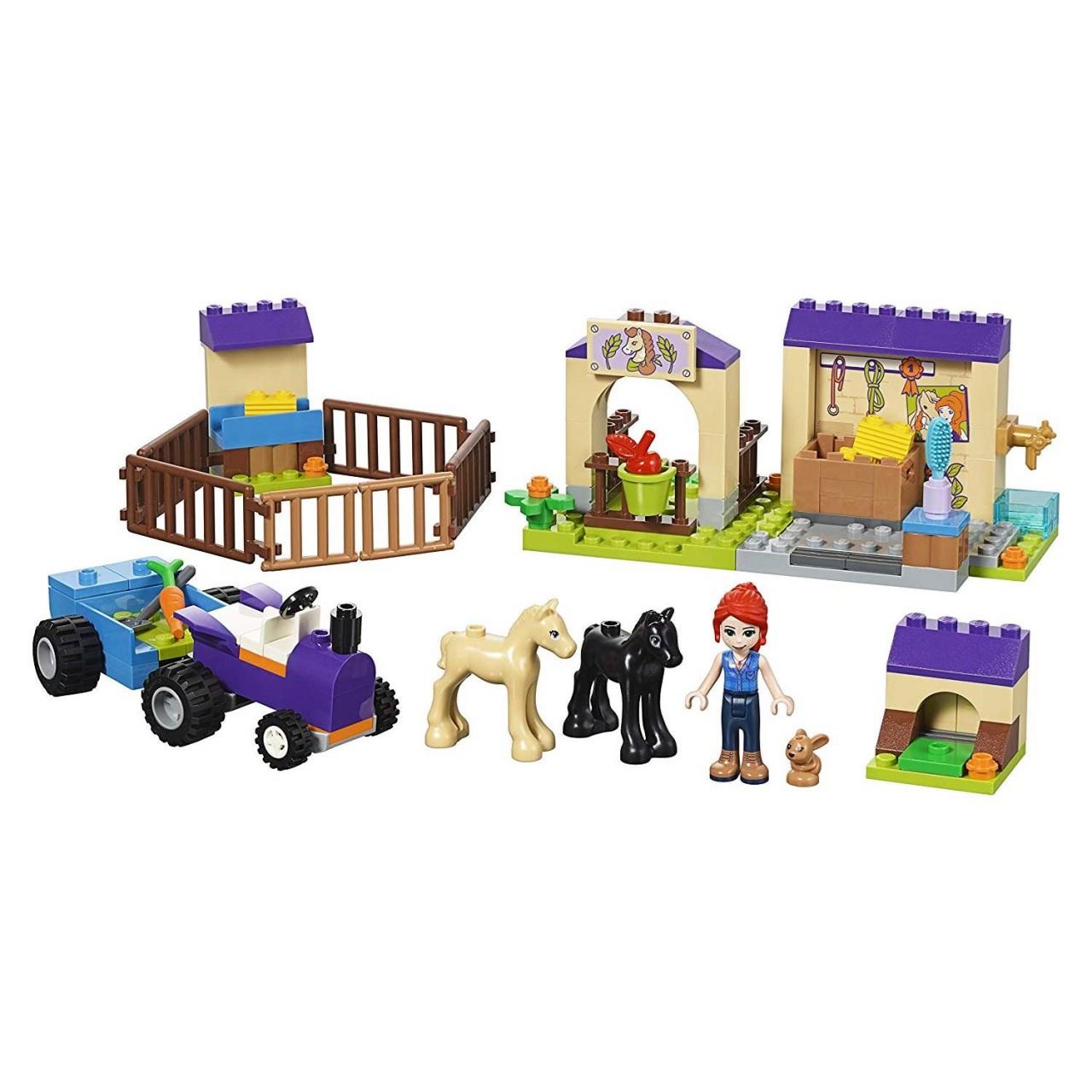 LEGO FRIENDS 41361 Mias Fohlenstall
