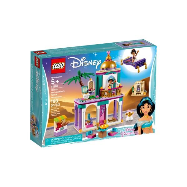 LEGO DISNEY 41161 Aladdins und Jasmins Palastabenteuer