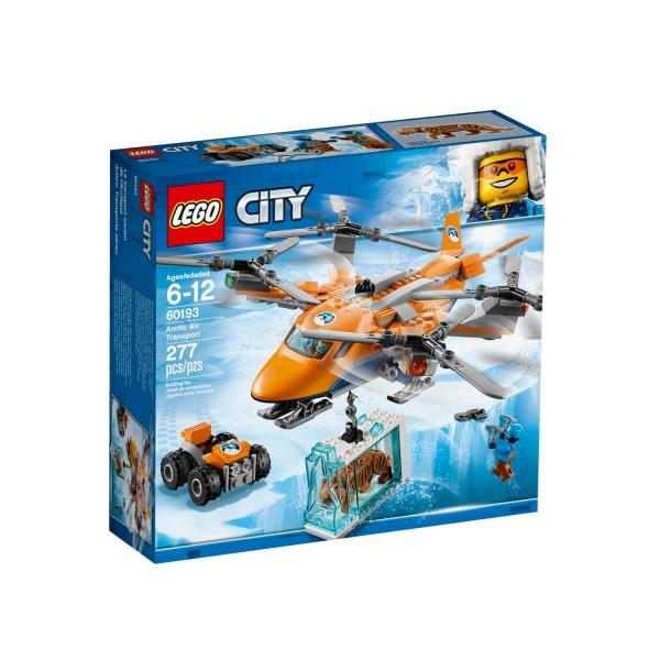 LEGO CITY 60193 Arktis-Frachtflugzeug