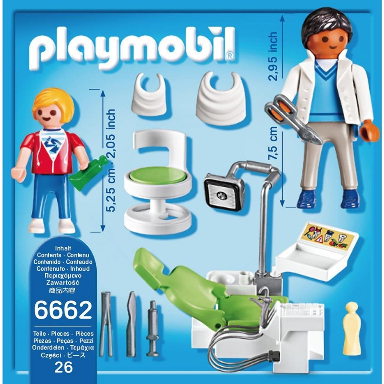 Playmobil 6662 Zahnarzt