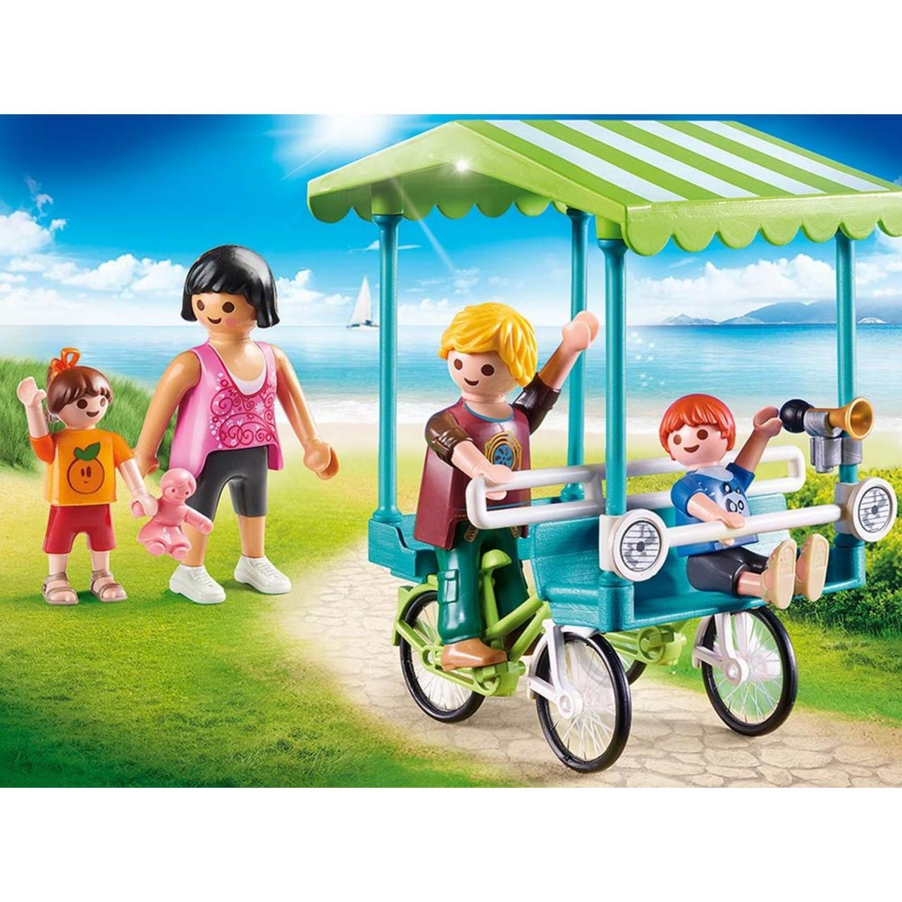 Playmobil 70093 Familien-Fahrrad