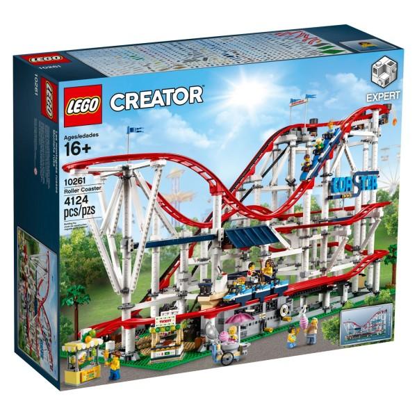 LEGO CREATOR 10261 Achterbahn