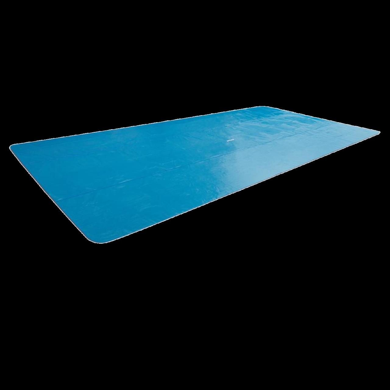 Intex 29029 Solarabdeckplane für Frame Pool Rectangular 488x244cm Poolabdeckung