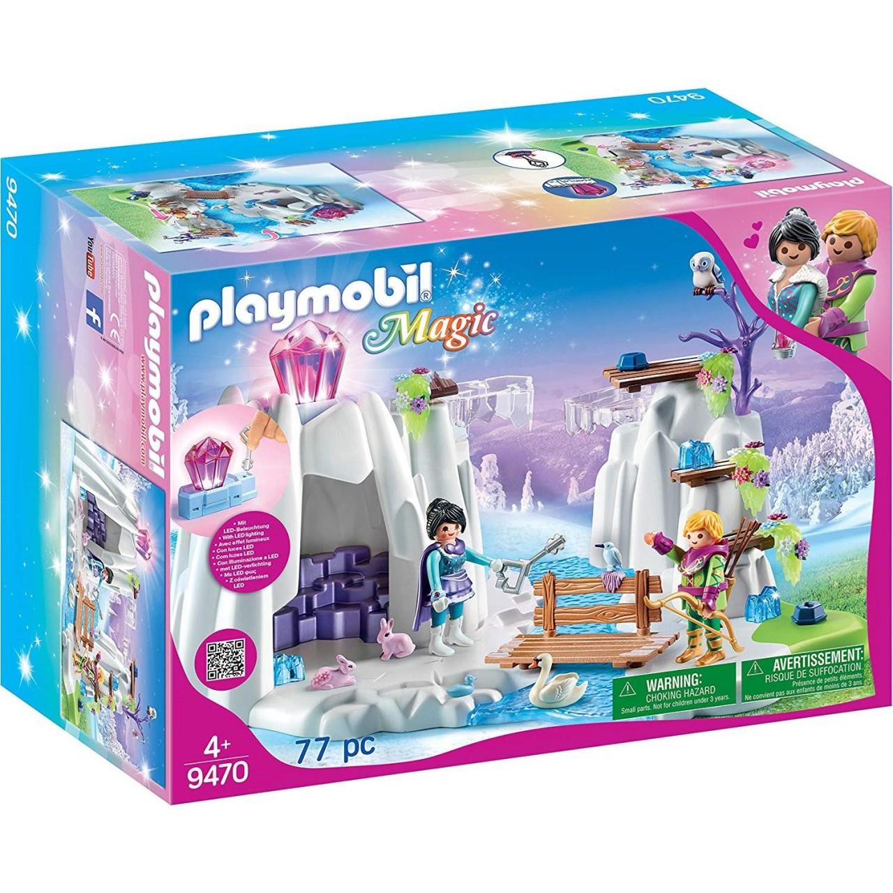 Playmobil 9470 Suche nach dem Liebeskristall