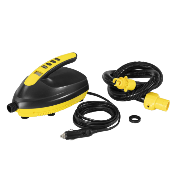 Bestway Hydro-Force 65315 Hochdruck-Elektropumpe 12V Luftpumpe für Paddelboards