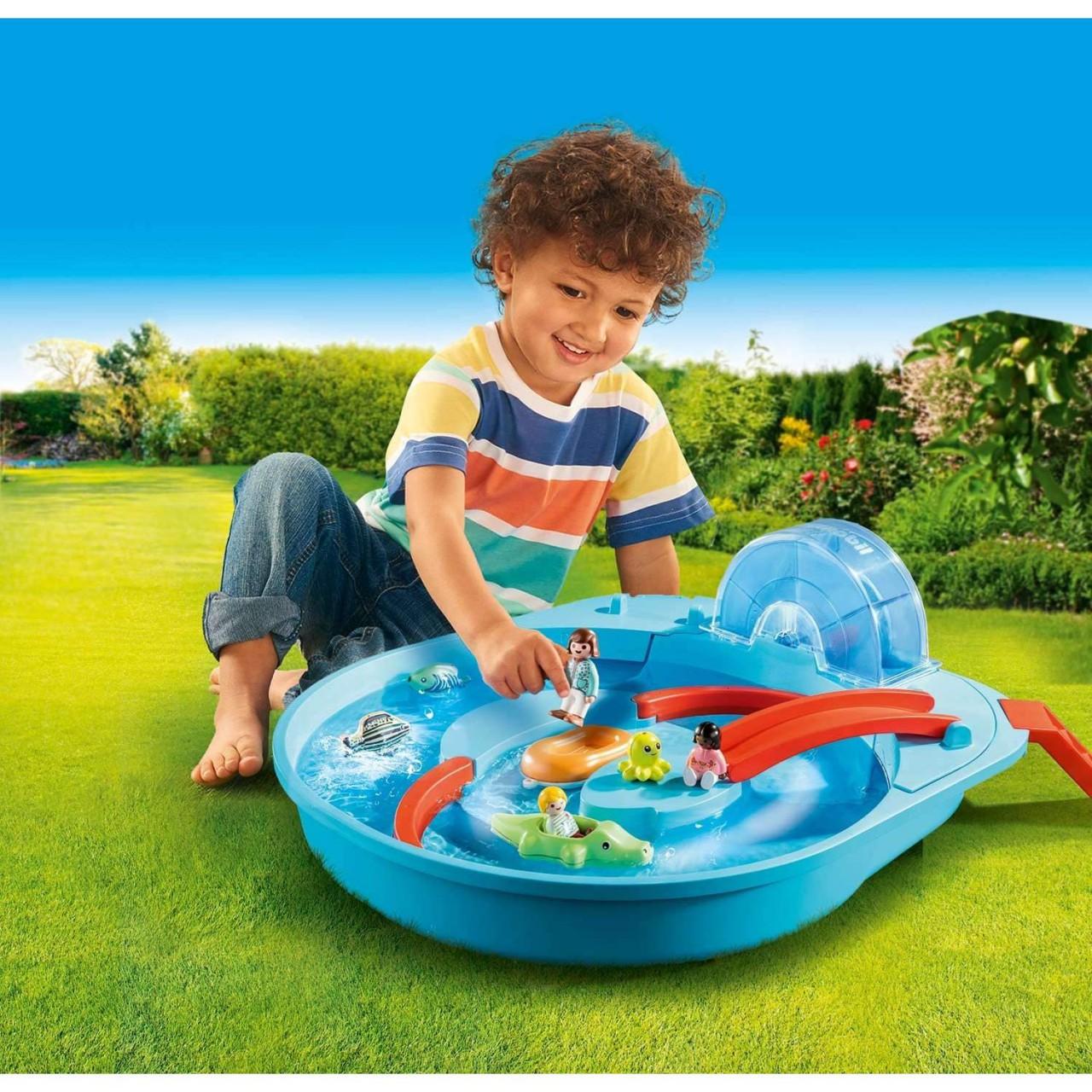 Playmobil 70267 Fröhliche Wasserbahn