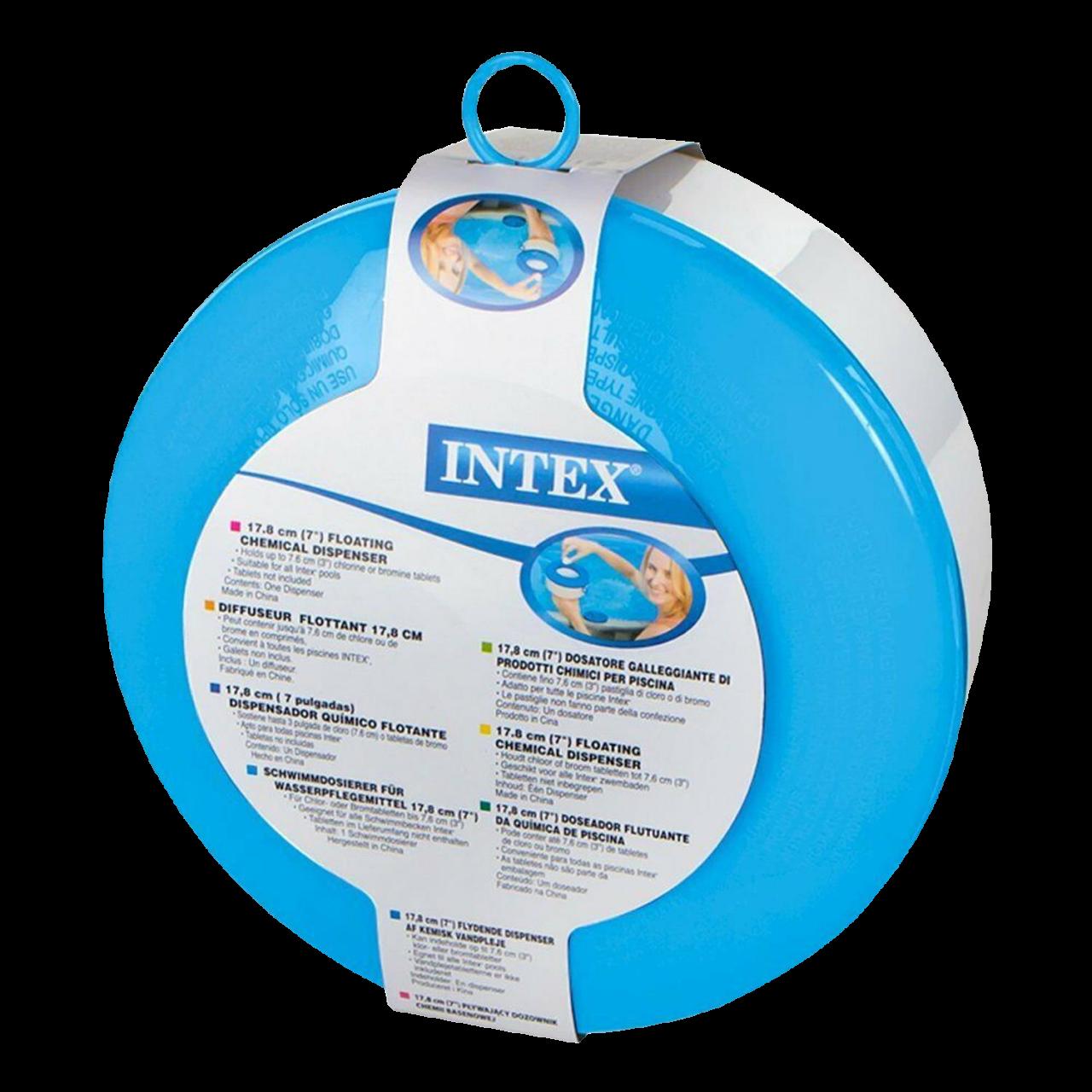 Intex Chlordosierer Dosierer Dosierschwimmer Pool SPA Desinfektion Chlorspender