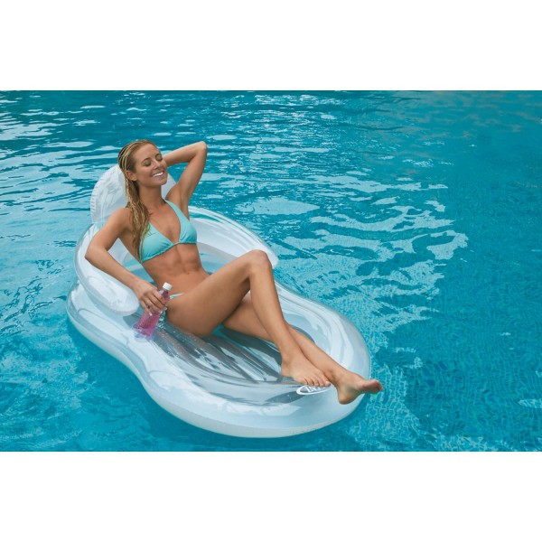 Intex Schwimmlounge Floating Comfort 3P, 155 X 97 cm, 58857EU