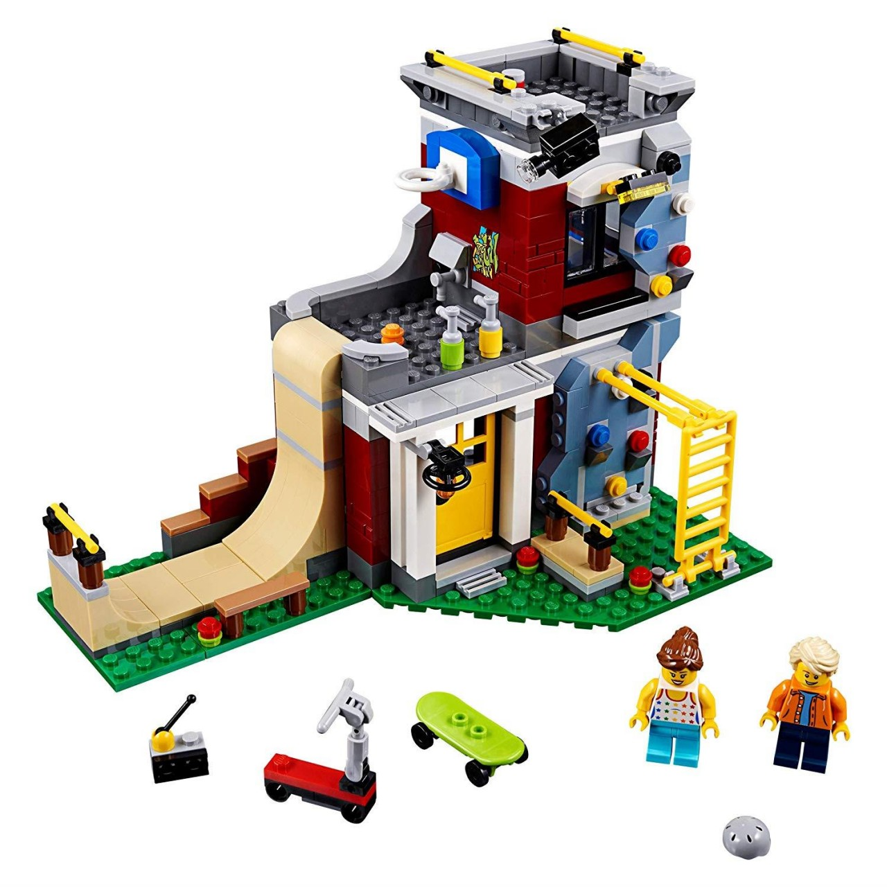 LEGO CREATOR 31081 Modulares Freizeitzentrum