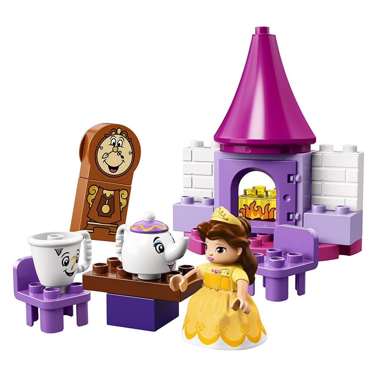 LEGO DUPLO 10877 Belle's Teeparty