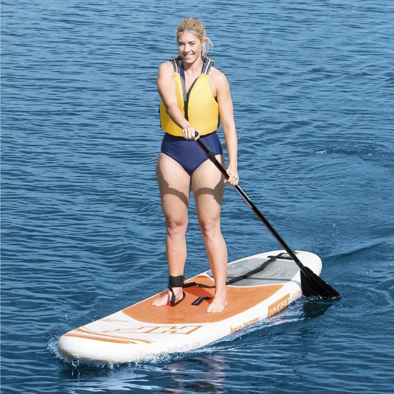 Bestway Hydro-Force Fiberglass Paddle 217cm SUP-/iSUP-Paddel aus Fiberglas 65307
