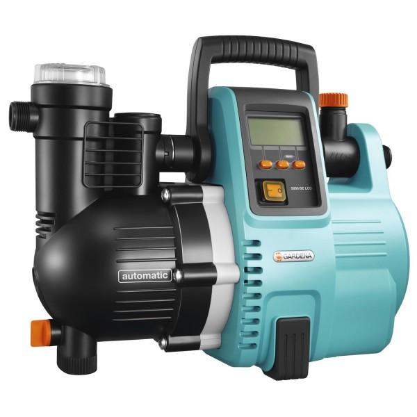 Gardena Haus- & Gartenautomat 5000/5 LCD 1759-20 Gartenbewässerung Pumpe 5000l/h
