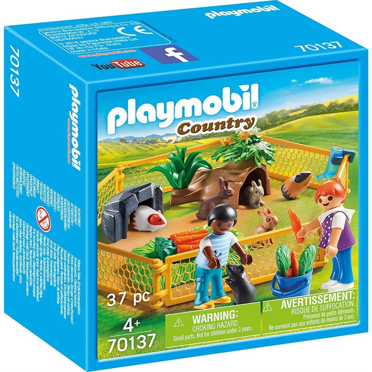 Playmobil 70137 Kleintiere im Freigehege