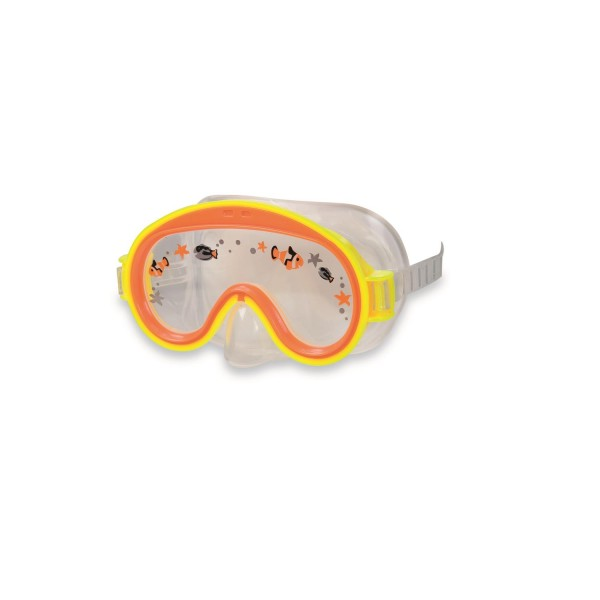 Intex Tauchermaske Brille Mini Aviator 3-10 Jahre Marke 55911